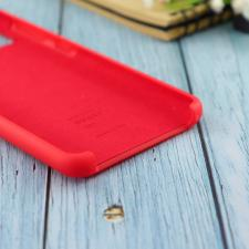 Чехол Silicone case для Samsung A51 2020 красный (14)