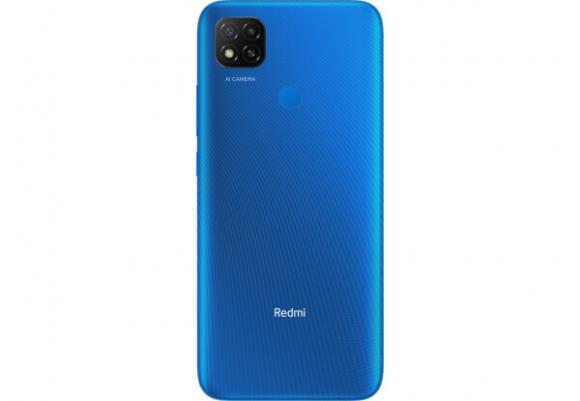 Смартфон Xiaomi Redmi 9C 64GB Blue (РСТ)