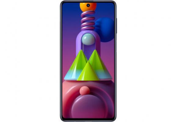 Смартфон Samsung Galaxy M51 SM-M515 128 ГБ черный
