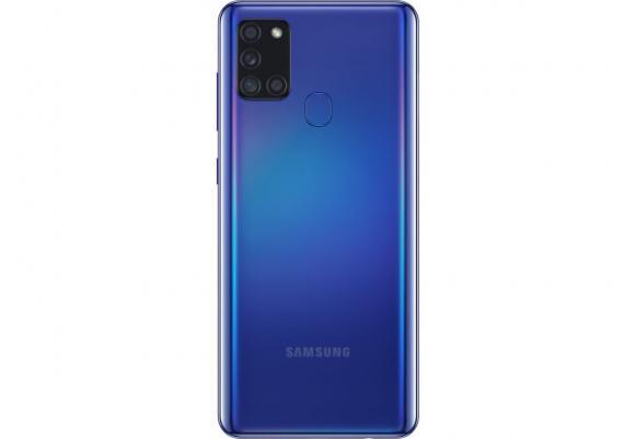 Смартфон Samsung Galaxy A21s 2020 A217F 3/32Gb Blue