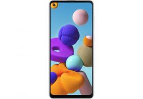 Смартфон Samsung Galaxy A21s 2020 A217F 4/64Gb White