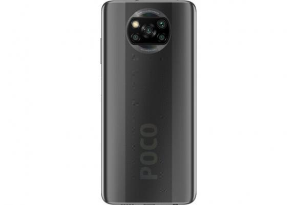 Смартфон Poco X3 6/128Gb Shadow Gray