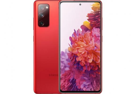 Смартфон Samsung Galaxy S20 FE 2020 G780F 8/256Gb Cloud Red