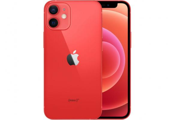 Apple iPhone 12 Mini 256GB Red