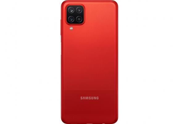 Смартфон Samsung Galaxy A12 4/64GB Red