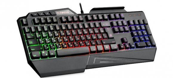 Проводная игровая клавиатура Glorius