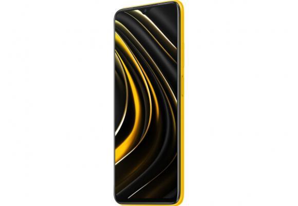 Смартфон Poco M3 4/128G Yellow