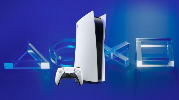 Игровая консоль Sony Playstation 5 с приводом
