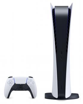 Игровая консоль Sony Playstation 5 Digital Edition без привода
