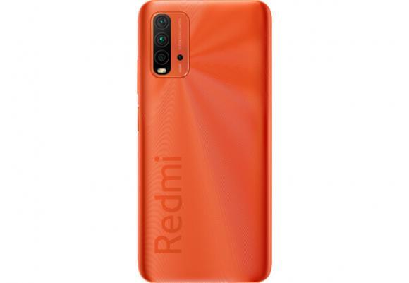 Смартфон Xiaomi Redmi 9T 4/64 Sunrise Orange