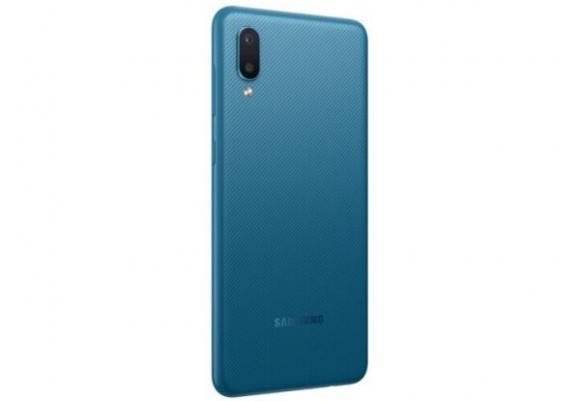 Смартфон Samsung Galaxy A02 2/32GB Blue