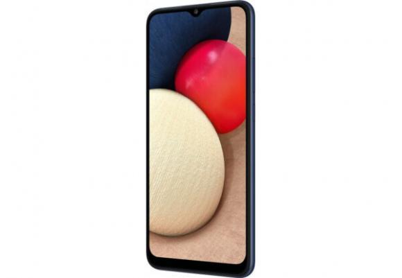 Смартфон Samsung Galaxy A02s 3/32GB Blue