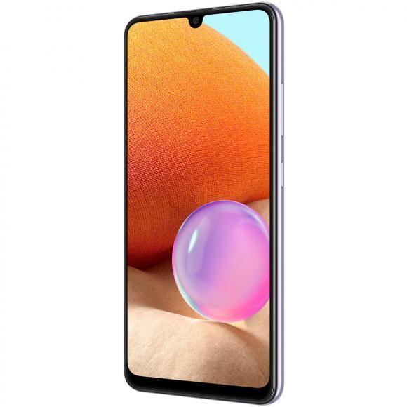 Смартфон Samsung A325 Galaxy A32 4/64Gb Violet