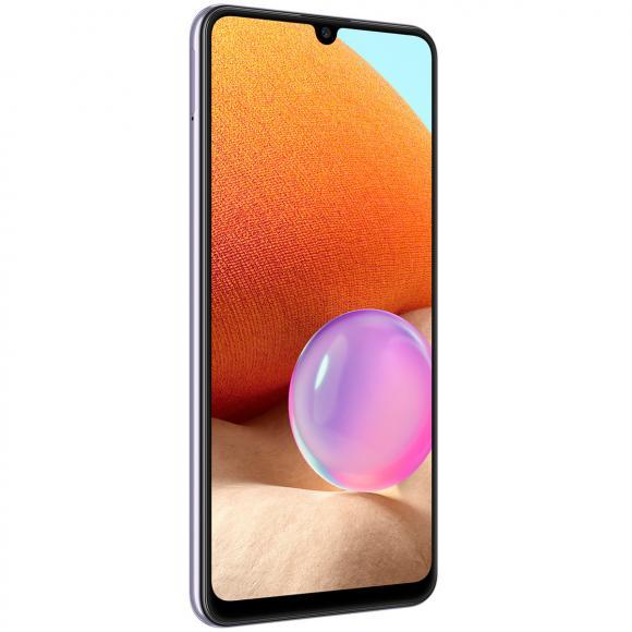 Смартфон Samsung A325 Galaxy A32 4/128Gb Violet