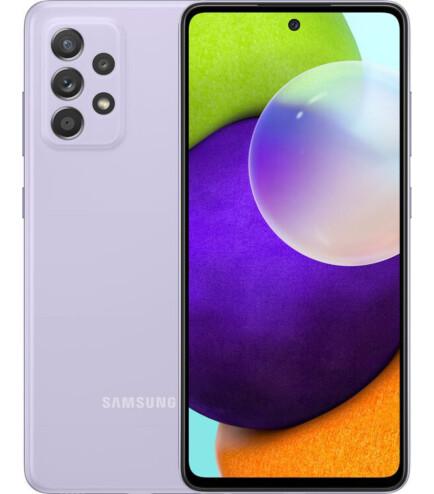 Смартфон Samsung Galaxy A72 A725F 6/128GB Violet