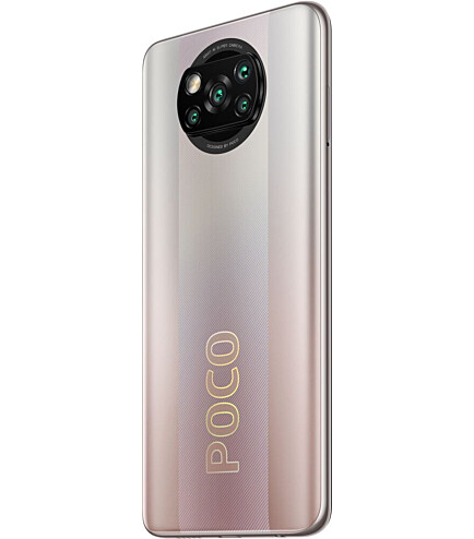 Смартфон Poco X3 Pro 6/128Gb Bronze