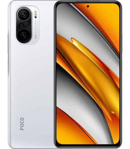 Смартфон Poco F3 6/128GB Arctic White