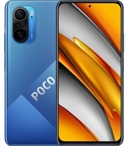 Смартфон Poco F3 6/128GB Ocean Blue