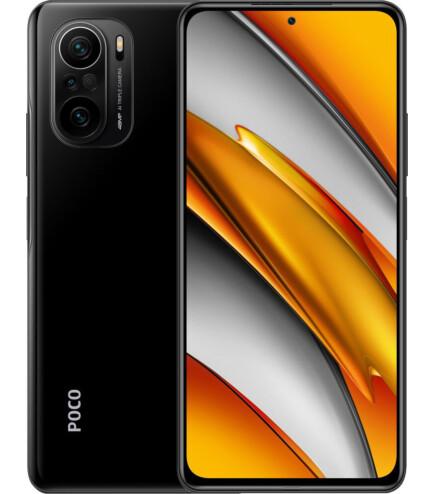 Смартфон Poco F3 6/128GB Night Black