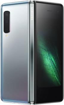 Смартфон Samsung Galaxy Fold 2019 F900F 12/512Gb Space Silver