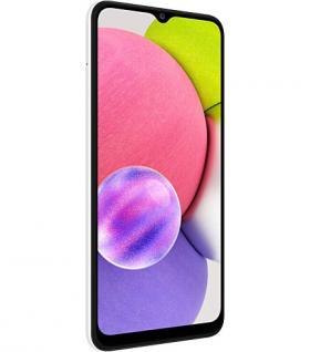 Смартфон Samsung Galaxy A03s 2021 A037F 3/32GB White