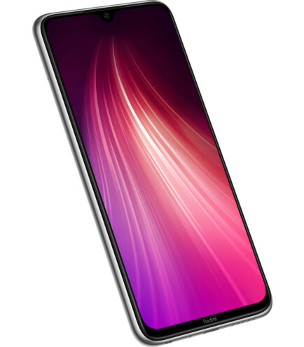 Смартфон Xiaomi Redmi Note 8 2021 4/128Gb  White