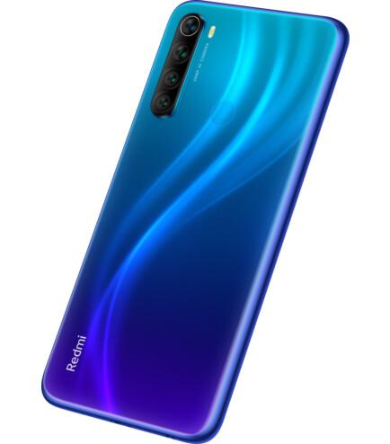 Смартфон Xiaomi Redmi Note 8 2021 4/128Gb  Blue