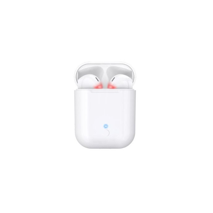 Наушники bluetooth HOCO EW01 Plus True wireless BT headset white
